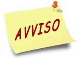 AVVISO RISTORO ALLE FAMIGLIE