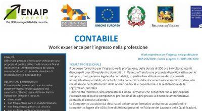 Enaip Veneto – ingresso nella professione